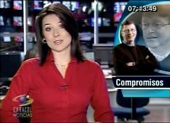 20070527 Silvia Corzo - Caracol Noticias 09