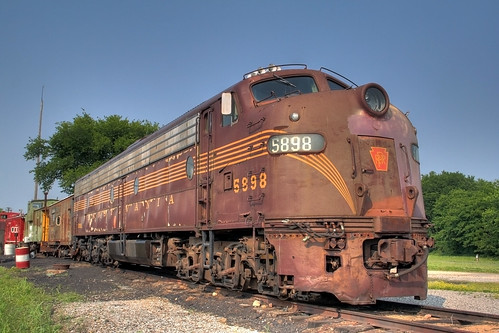 Iron Mountain (MI) United States  city photo : Iron Mountain Train E8 by Serrator