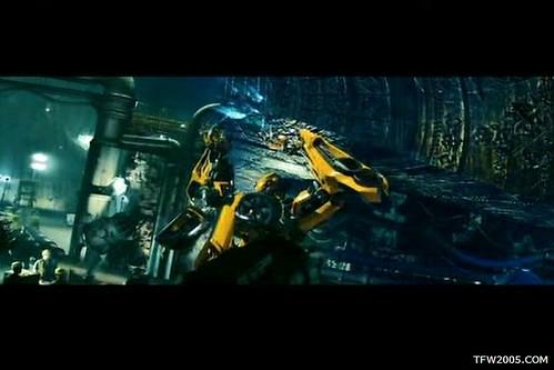 Pelicula de Transformers: Cubo de energon