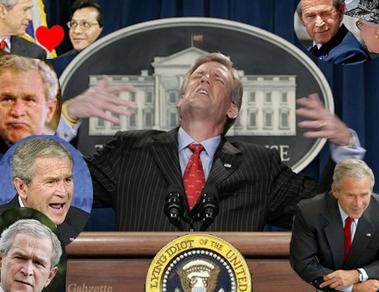 Bush Tony Snow