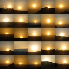 Mojave Desert Sunset Collage (FOTOGRAFIA.Nelo.Esteves) Tags: sunset arizona usa beautiful collage wonderful us cool fantastic nikon unitedstates mosaic awesome great driveby az stunning lovely magnificent 2007 mojavedesert willowbeach mohavecounty lakemeadnationalrecreationarea d80 neloesteves