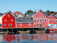 Lunenberg, Novia Scotia (jennrn43) Tags: world lighting red canada black love water nova standing reflections photography village shot natural lets top travellers go group illumination icon it best explore ten ribbon makes 20 scotia without scenes rule biggest global ovation lunenberg dominating distortions moosaic supershots