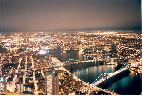 [Il mondo che non c'è più] Ny City