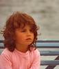 A pink portrait. Waiting...