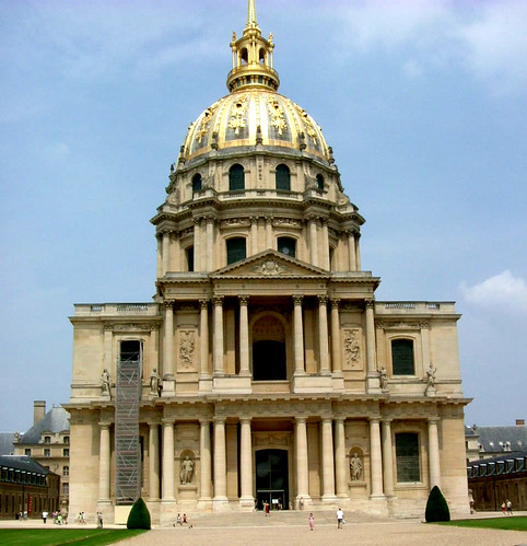 Napoleon's Tomb, Paris Travel Gallery