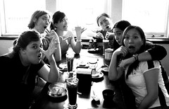 Lunch Party (zanmei east west) Tags: lunch rota tammi
