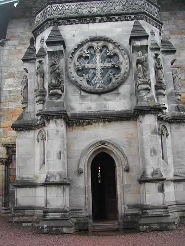 Portada - capilla Rosslyn