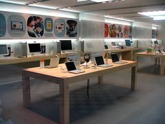 Apple Computer Store, Nagoya, Japan (jcowboy) Tags: japan mac macintosh computer computers applestore applecomputer