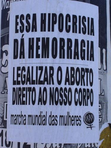 Manifesto per la legalizzazione dell'aborto