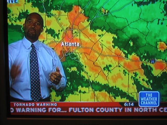 tornado warning 10 July 05