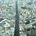 Street, taken from Montparnasse Tower, Paris, France