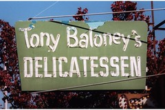 Tony Baloney's Delicatessen