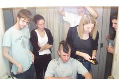 hawk04 (dutch buzzer) Tags: hawk mohawk faux fohawk hair haircut