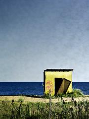 Cabina abbandonata - by Iguana Jo