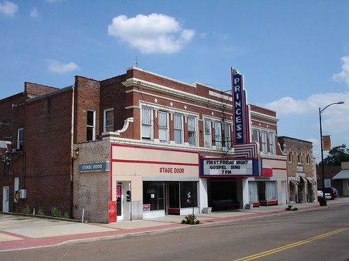Princess Theater, Columbus MS