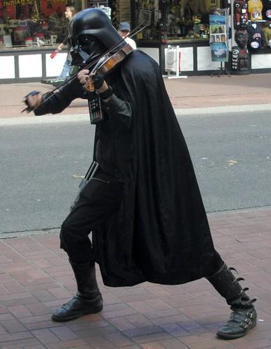 Darth Vader music verdi