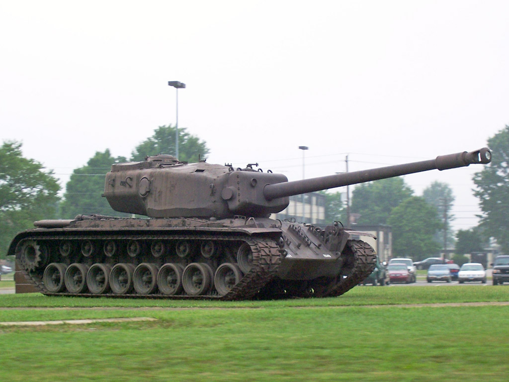 Lore of the T34 American heavy? - Armored Vehicle History ...