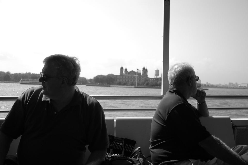 NYC Ellis Island