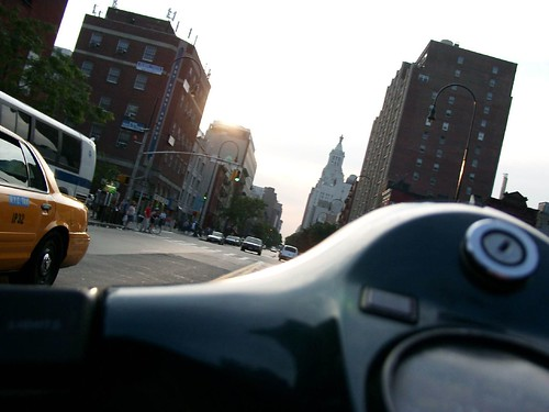 2003: Zooming across 23rd st. by CatsFive