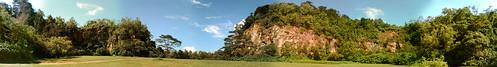 Panoramica de Bukit Timah