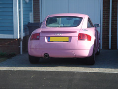 Pink_TT (lisa connolly) Tags: leybourne lakes pink audi tt sports car auditt