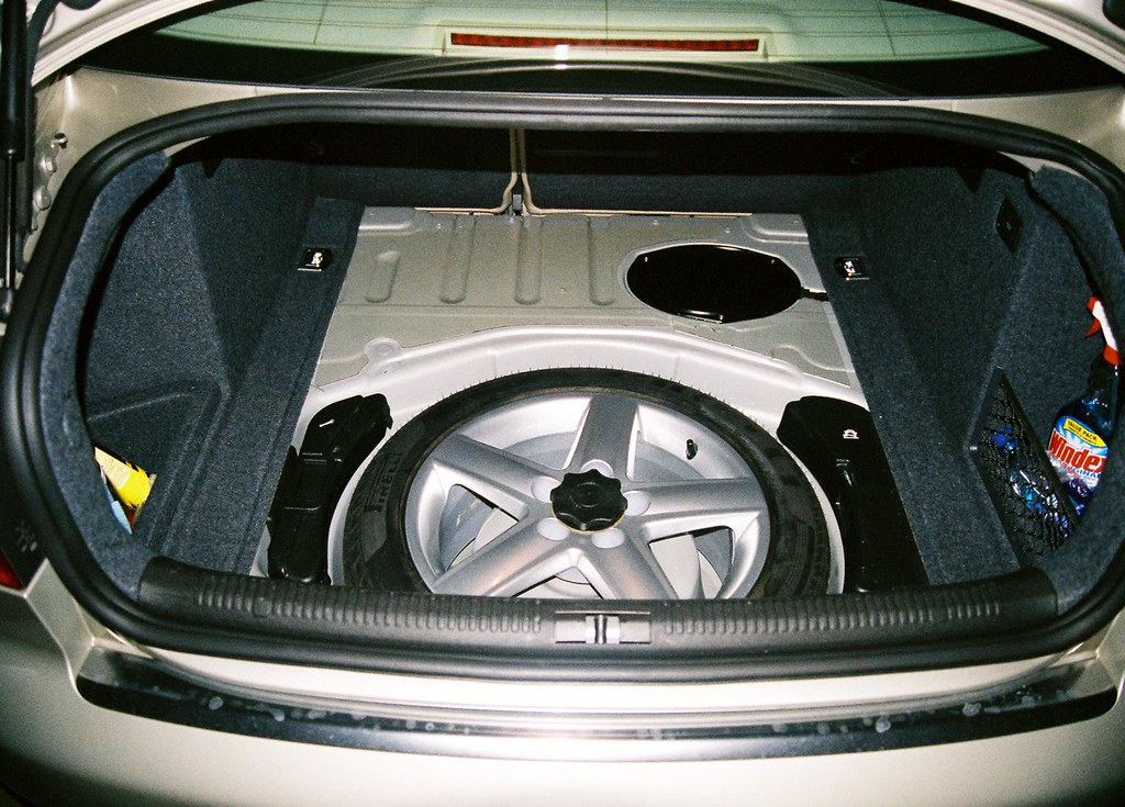 Full-Size Spare Wheel