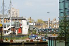 Poplar DLR Station (BA123) Tags: poplar poplardlr poplarstation poplardlrstation dlr dlrstation canarywharf docklandslightrailway london england uk docklands