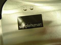 simple human (jemof) Tags: simple human trashcan domination
