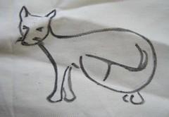Fox (Purple Heather) Tags: shards