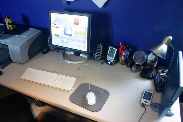 My desk (2)