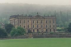 Chatsworth House, Derbyshire, UK (Bill in DC) Tags: uk england film britain 1998 chatsworth unityedkingdom eosa1