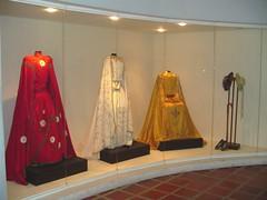 Museo Divina Pastora - Vestidos