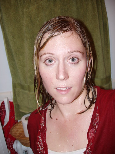 Rain Storm Victim