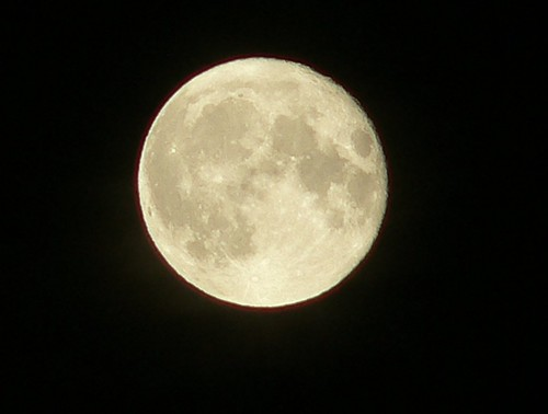 The Full Buck Moon