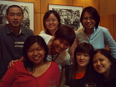 group photo (The Rational Neurotic) Tags: ms dept 551 apoc high tea marriot we all fat now