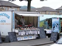 Fishman, Buxton Market (kh1234567890) Tags: fish buxton market marketstall
