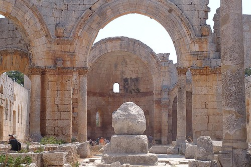 Basilica of St Simeon (the Elder)