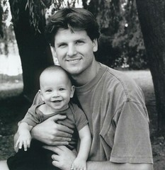 James and Daddy