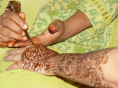 Hena (**** j a z z z i ***) Tags: bride pakistani portfolio hina mehndi