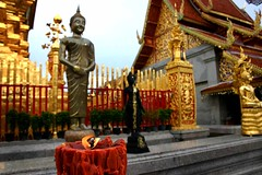 a buddhist image