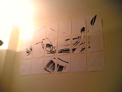 rasterbator lamborghini home office poster