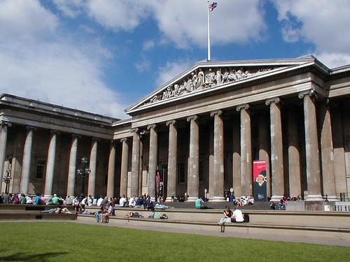 British Museum: Ashurbanipal hunting lions