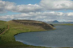 DSC_0056 (Reinhard.Pantke) Tags: travel island iceland artic articcircle fireandice kalt hot reise reisen myvatn lake see pseudokrater krater