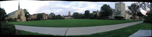 Grove City College panorama (by Nothlit)