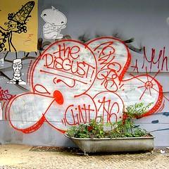 Friedrichshain, CLINT-176 (Antonia Schulz) Tags: urban berlin writing graffiti calle ciudad urbana clint throwup 176 onetoinfinite
