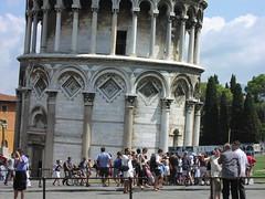The Leaning Tower of Pisa (tiseb) Tags: italy pisa leaningtower torrependente campodeimiracoli torredipisa tumblr