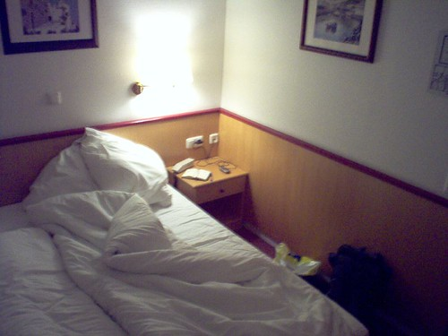Hotel Room, Schermbeck