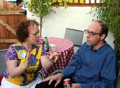 Susan Mernit  & Jay Rosen