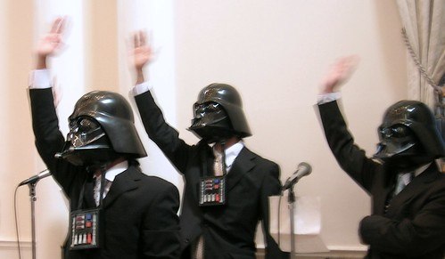 Darth Vader managers
