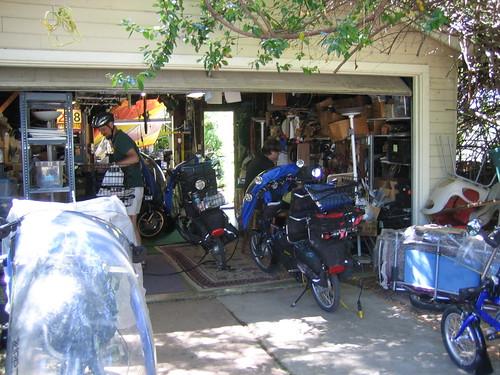 Garage Start Up